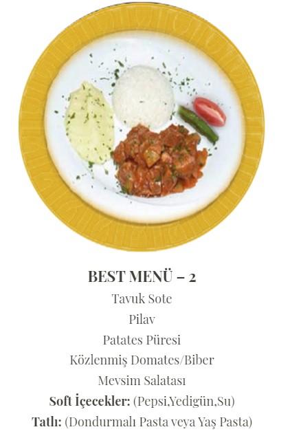 Best Menü 3