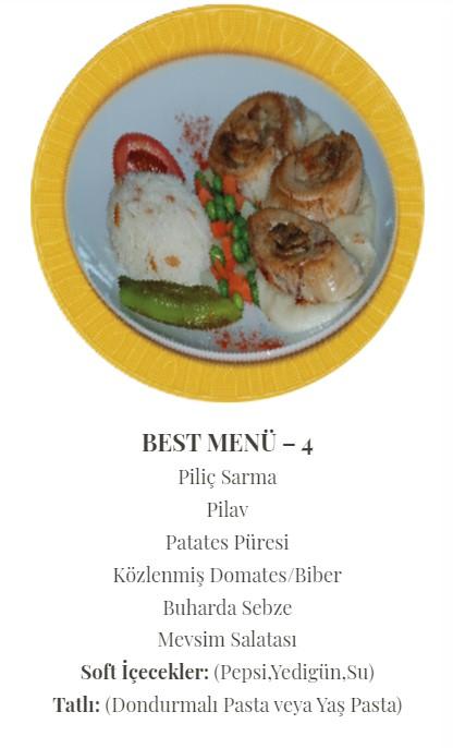 Best Menü 4